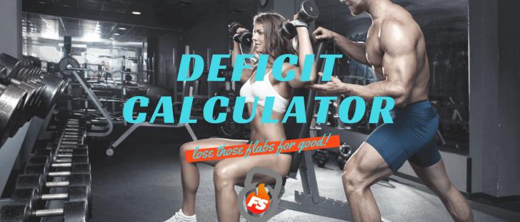 fitstinct deficit calculator