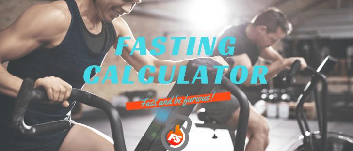 fitstinct fasting calculator
