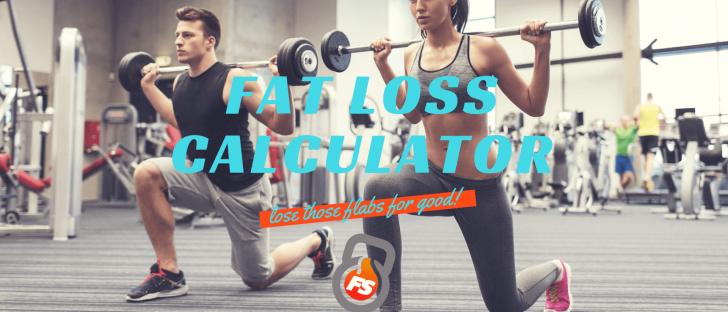 fitstinct fat loss calculator